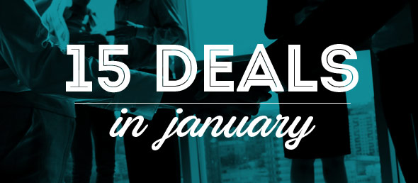 GCBC Starts New Year Off With A Bang By Funding 15 Deals In January