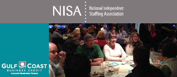 GCBC ATTENDS THE NATIONAL INDEPENDENT STAFFING ASSOCIATION CONVENTION