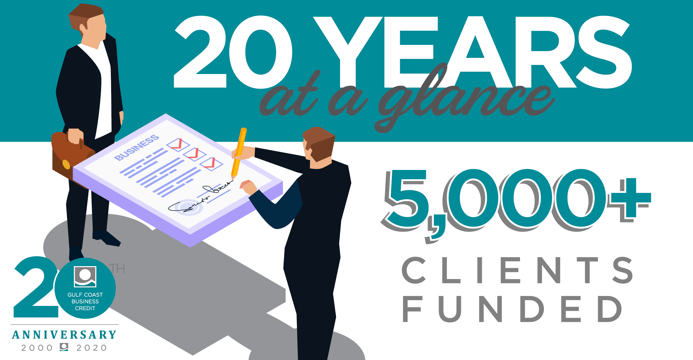 GCBC 20th Anniversary - Clients