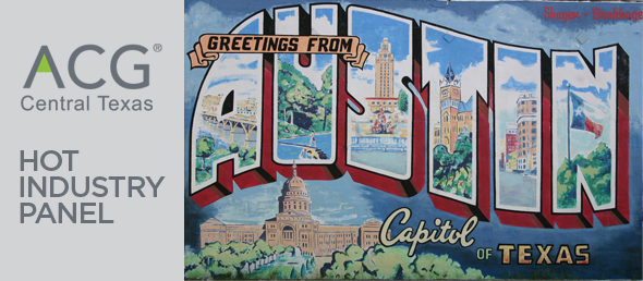 "GCBC TO ATTEND ACG ""HOT INDUSTRY PANEL"" IN AUSTIN, TEXAS"
