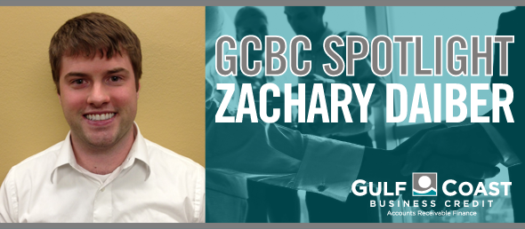 GCBC HIRES ZACHARY DAIBER AS CREDIT ANALYST