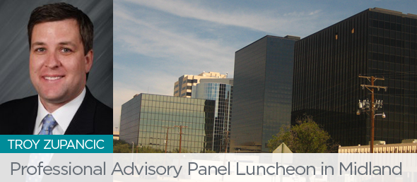 GCBC SPONSORS PROFESSIONAL ADVISORY PANEL LUNCHEON