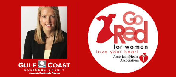 GCBC'S MEG ROBERSON ATTENDS GO RED FOR WOMEN SUMMIT