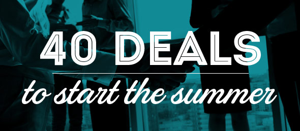 GCBC kicks off Summer '16 by funding 40 New Deals