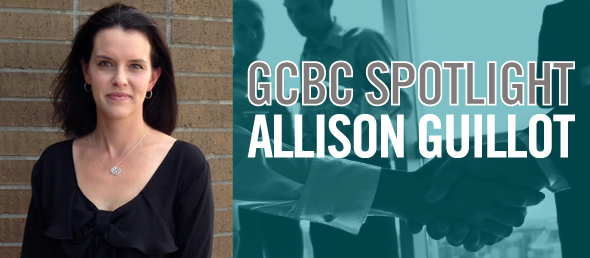 GCBC'S ALLISON GUILLOT TAKES HER ROLE TO THE NEXT LEVEL