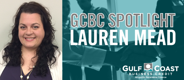A SPOTLIGHT ON GCBC'S LAUREN MEAD