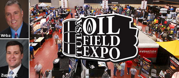 GCBC ATTENDS TULSA OILFIELD EXPO