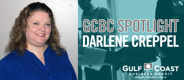 GCBC'S DARLENE CREPPEL BRINGS WEALTH OF KNOWLEDGE TO ACCOUNTING DEPARTMENT