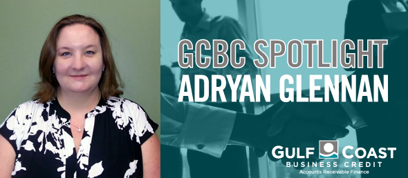 GCBC'S ADRYAN GLENNAN SUCCESSFULLY MANAGES THE HOUSTON OPERATIONS OFFICE