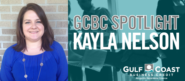 GCBC'S KAYLA NELSON MANAGES $6 MILLION PORTFOLIO
