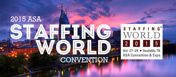 GCBC to Attend American Staffing Association Staffing World Conference Oct. 27 - 29th