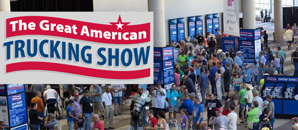 Why Truckers Attend The Great American Trucking Show