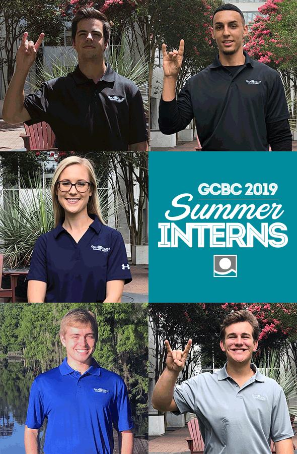 Gulf Coast Business Credit Welcomes 2019 Summer Interns!