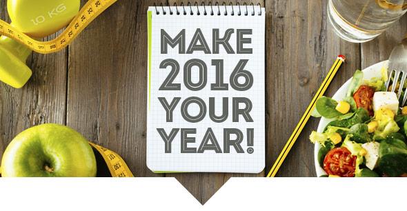 Guest Blogger Amanda Martin: Make 2016 YOUR Year!
