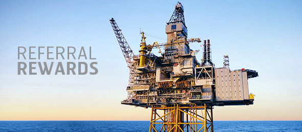 Commercial Lender Refers A Louisiana Based Oil & Gas Services Company To GCBC