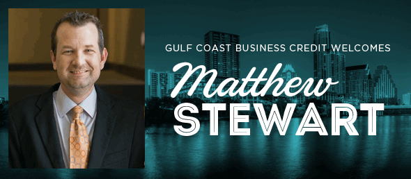 GCBC Welcomes Matthew Stewart as Vice President, Credit Analysis