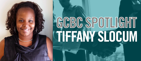 GCBC's Spotlight on Tiffany Slocum