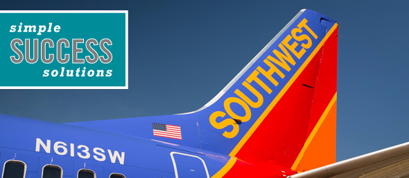 Simple Success Solutions - Part 4: Differentiate Yourself – Southwest Airlines