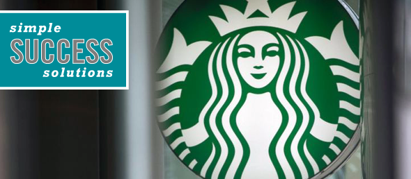 SIMPLE SUCCESS SOLUTIONS - PART 2: HIRE THE RIGHT PEOPLE - STARBUCKS