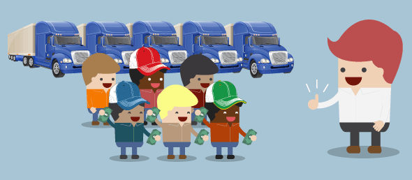 How Freight Factoring for Transportation Companies Works